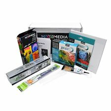 Mixed Media by Pebeo Gift Set - Includes Resin, Mixtion, Vitrail, Prisme & More