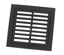 18 in X 18 in Cast Iron Grate