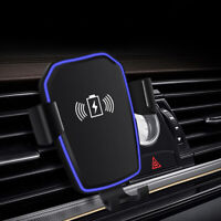 10W Qi Wireless Car Charger Dock Air Vent Holder For i Phone 11 8 Samsung Note10