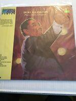 DUKE ELLINGTON PLAYS DUKE ELLINGTON (Quintessence QJ-25091) MONO MINT  LP album