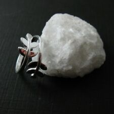 925 Sterling Silver Leaf Ring-Branch Ring-Tree Ring-Toe Ring-Adjustable Ring