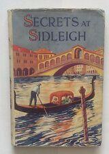 Secrets at Sidleigh - Margaret P Neill - Pickering & Inglis - Undated