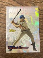 Vintage 1997 Topps Awesome Impact #AI5 VLADIMIR GUERRERO RC Expos OF HOF NM/M SP