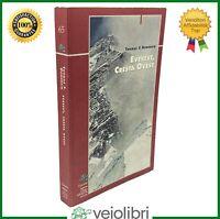 Libro EVEREST, CRESTA OVEST di Hornbein spedizioni alpinismo arrampicata monte