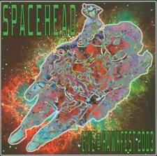 SPACEHEAD - LIVE AT HAWKFEST 2003 (NEW & SEALED) CD Hawkwind Space Rock