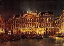 BR21978 Bruxelles Maison des Ducs de Brabant la nuit     belgium