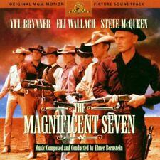 The Magnificent Seven -HDCD -  Enhanced CD - Elmer Bernstein