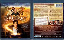 Blu-ray Brendan Fraser INKHEART Helen Mirren Paul Bettany Cdn Region A OOP