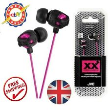 JVC ha-fx101 XX Xtreme Xplosives Auricolari interni Cuffie Rosa iPhone MP3
