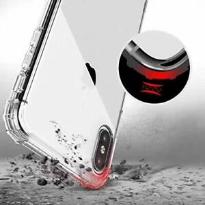 Armour Shock Absorbing Builder Clear Flexible TPU Case for Samsung A51/71