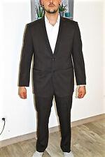 costume rayé en laine SERGE BLANCO veste T 52 pantalon T 44/46 fr ETAT NEUF