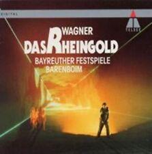 RICHARD WAGNER - DAS RHEINGOLD (BAYREUTH 1991) DOUBLE CD BOX + BOOKLET
