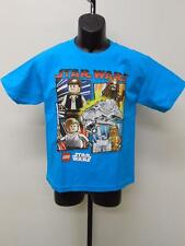 NEW LEGO STAR WARS CHARACTERS YOUTH SIZE L LARGE SHIRT