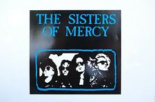 Sisters Of Mercy Sticker Decal (S229) Goth Rock Gothic Bauhaus Joy Division Car