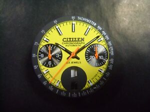 NEW AFTERMARKET REPLACEMENT DIAL & HANDS FOR C1TIZEN 67-9020 / 9011 MICKEY MOUSE