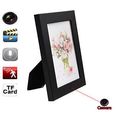 New HD Camcorder DV Photo Frame Camera DVR Video Cam Nanny Audio Security Record