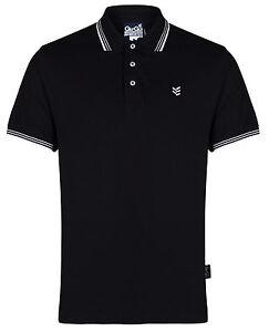 Black Polo Gio/Gio Men's Size Small Shirt T-Shirt Top