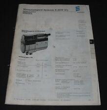 Betriebsanleitung Einbauanleitung Eberspächer Hydronic B B5W SC VW Golf III 1H!