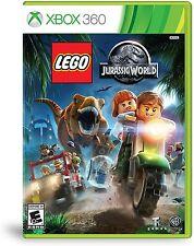 LEGO JURASSIC WORLD  (XBOX 360, 2015) (2710)  SHIPS NEXT DAY   FREE SHIPPING USA