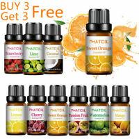 PHATOIL 10ml huile essentielle de fruits aromathérapie parfum essentielle pure
