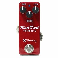 Keeley Red Dirt Mini Guitar Overdrive Effect Pedal