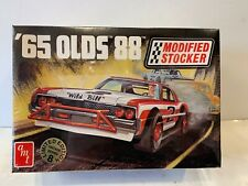 AMT Model Kit 65 Olds 88 Modified Stocker #30143 1:25 Scale Sealed New Car