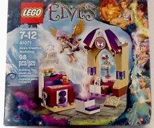 Lego 41071 Aira's Creative Workshop WIND ELF Pluma Bird MINIFIGURE Gold Wings