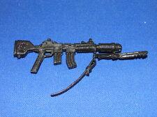 1989 Night Force Spearhead Rifle BROKEN Vintage Weapon/Accessory GI Joe