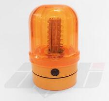AVT™ BATTERY POWERED MAGNETIC LED FLASHING BEACON HAZARD WARNING TRUCK HGV LIGHT