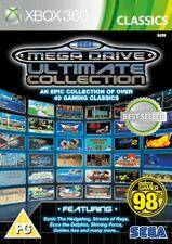 Xbox 360 Spiel Sega Mega Drive Última Colección Neu