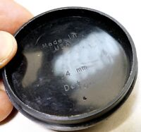 Detec 52mm Lens Front Cap Slip on type plastic 54mm ID made in USA