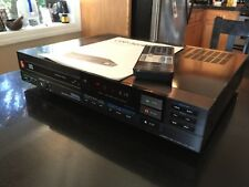 "SONY CDP-302ES  Original Elevated standard  Compact Disc Player- ""Remote/manual"""