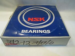 New NSK Angular Contact Ball Bearing 7220BGX28