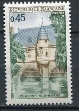 STAMP / TIMBRE FRANCE NEUF LUXE N° 1602 ** PONT DE CHALONS SUR MARNE