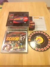 Sports Scene It? DVD Family Board Game ESPN SPORTS COOL Collectors Tin !!!!