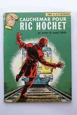 CAUCHEMAR POUR RIC HOCHET - A.P. DUCHATEAU - TIBET - EO