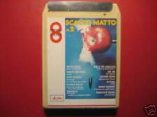 """RETTORE - MATIA BAZAR """"Scacco matto2"""" STEREO8 SIGILLATA"""