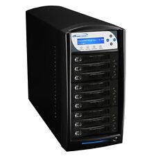 HDDShark 8 Target HDD Hard Drive SSD Data Clone Duplicator Standalone