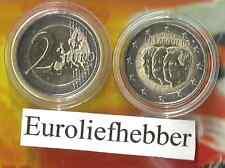 Luxemburg   2 Euro Commemorative  2011 Grand-Duc Jean  OP VOORRAAD