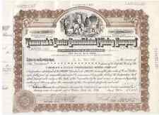 Tamarack & Custer Consolidated Mining Company 1941