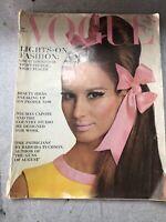 November 1965 Vogue Magazine