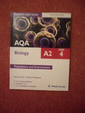 AQA A2 Biology Unit 4- Philip Allan