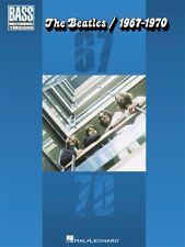 The Beatles 1967-1970 hits juego oye junio Penny Lane Bajo Guitarra TAB Libro de Música