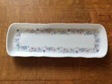 "Wedgwood Angela bone china 8 3/4"" pen tray - EXCELLENT!!"
