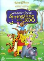 Winnie The Pooh Springtime With Roo (Disney) New DVD R4