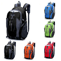 LN_ AM_ Lot 55L Waterproof Backpack Outdoor Sport Hiking Climbing Camping Day