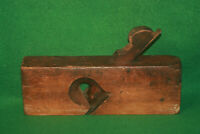 Fine UserAntique D. R. Barton 1-3/4 Skewed Rabbet Woodworking Plane Inv#PD17