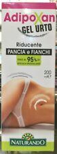 ADIPOXAN Gel Urto RIDUCENTE PANCIA e FIANCHI FlNO AL 95%*  200ml