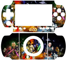 STAR WARS SKIN STICKER COVER for SONY PSP 2000 SLIM #1
