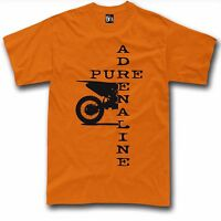 Motocross t-shirt dirt bike tshirt enduro moto x MX yz ktm two-stroke fans